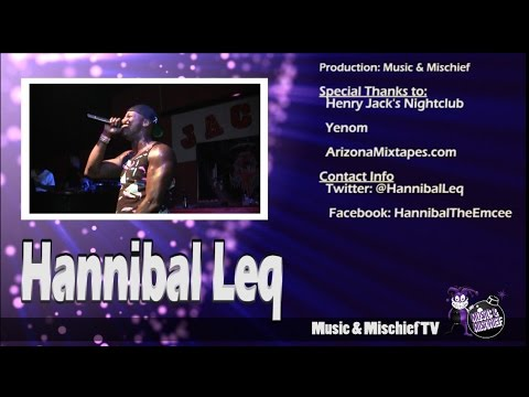Baixar Hannibal Leq at Virgo Bash - Arizona Hip Hop