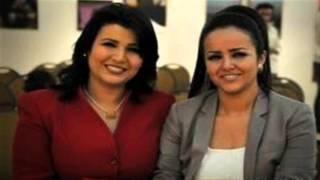 شاهد لأول مرة.. شقيقة الاعلامية المصرية  منى الشاذلى  اجمل منها بكتير !!