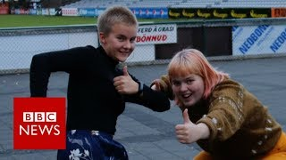 How Iceland Saved Its Teenagers - BBC News