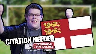 The Sark Football Team and Hovercraft Enthusiasm: Citation Needed 7x02