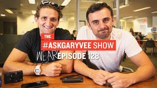 #AskGaryVee Episode 128: Casey Neistat is Back