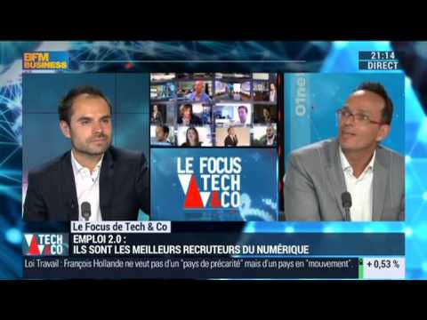 Pierre Cannet sur BFM Business 2016
