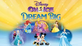 PART 1| DISNEY ON ICE 2020  | SKYE and Family