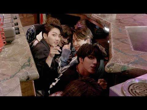 BTS Scares Fans on 'Friends' Set