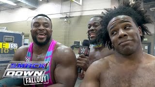 Why did The New Day undress Tom Phillips?: SmackDown Fallout, May, 19, 2016