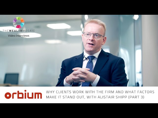 Why clients work with Orbium and Keep Returning