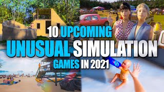 10 Unusual Upcoming Real Life Simulation Games in 2021