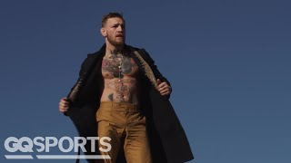 Conor McGregor Tells Us His Favorite Romantic Comedy | GQ Style