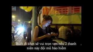 Tập 115: Người đẹp Tuyên Quang không đội mũ bảo hiểm vì... tóc đẹp (Nhậ ký 141)