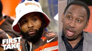 The Browns haven't done a thing yet! Nothing! - Stephen A. defends his Steelers   First Take