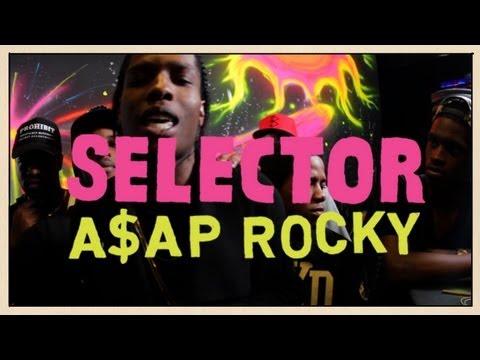 Baixar A$AP Rocky - Freestyle - Selector