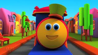 Alphabet Adventure | Alphabet train | abc songs | nursery rhymes for kids | Bob the train | kids tv