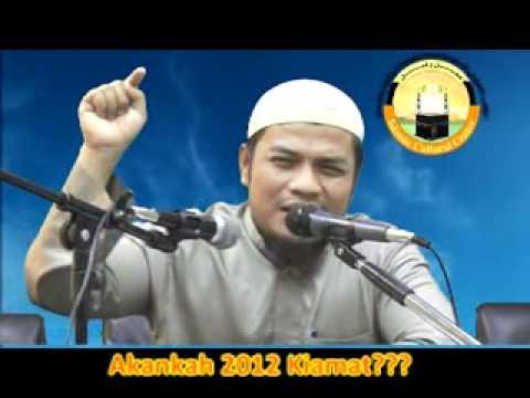 Akankah 2012 Kiamat - Ust. Aspri 1/4