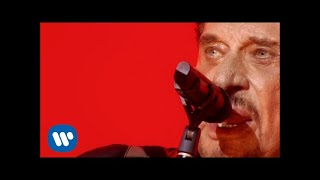 Johnny Hallyday - Rester Vivant Tour: Extrait