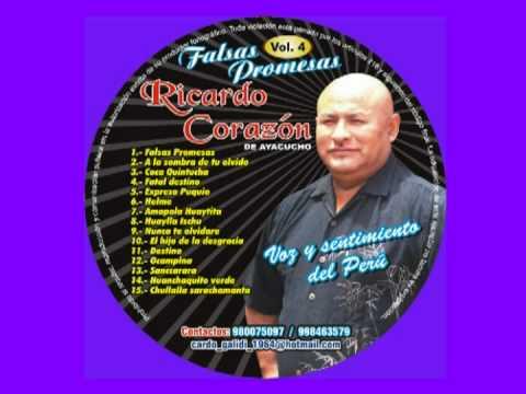 FATAL DESTINO - Ricardo Corazón de Ayacucho