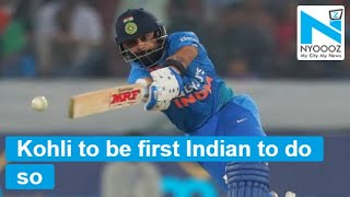 India vs West Indies: Kohli 25 runs away to achieve this m..