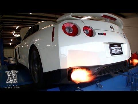 Nissan GTR - 550awhp - Delta-V Technologies