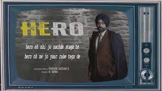 Hero – Tarsem Jassar Video HD