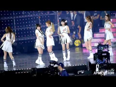 [BAEKMI] Baekhyun possibly likes Apink's Yoon Bomi (?) Part 4 ♥