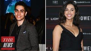 'Aladdin' Live-Action Film Casts Mena Massoud, Naomi Scott in Lead Roles   THR News
