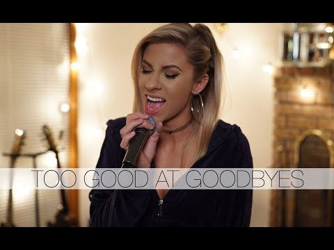 Sam Smith - Too Good at Goodbyes (Andie Case Cover)