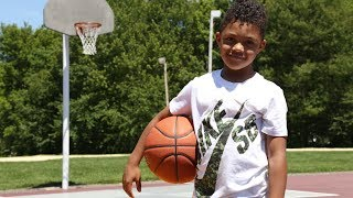 Baby Baller: 6-Year-Old Basketball Star Aiming For The NBA