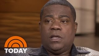 Tracy Morgan's First Interview Since Fatal Car Crash | TODAY