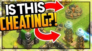 IS THIS CHEATING? See the FUTURE in Clash of Clans Attacks!