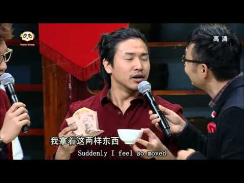 Day.Day.Up.(Chinese breakfast culture)天天向上121130 Panda Group [Eng sub]