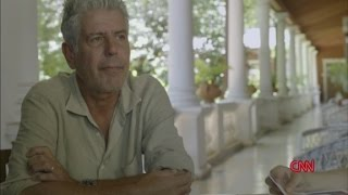 CNN ROOTS: Bourdain family mystery