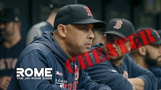 The Boston Red Sox Move On From Alex Cora   The Jim Rome Show