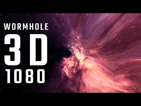 Wormhole - After effects 1080 HD 3D Version 2016