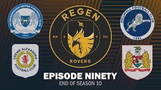 Regen Rovers | Episode 90 - End of Season 10 | Football Manager 2019