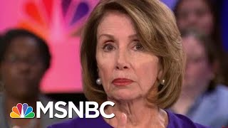Speaker Nancy Pelosi: The Wall And The Shutdown Have Nothing To Do With Each Other   AM Joy   MSNBC