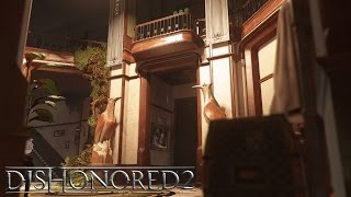 Free update announced for Dishonered 2
