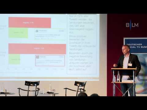 Vortrag: Die Verankerung von Social TV in der Gesellschaft