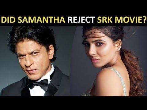 Did Samantha reject Shah Rukh Khan-Atlee's movie 'Lion'? deets inside