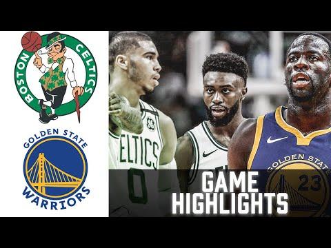 Celtics vs Warriors HIGHLIGHTS Full Game   NBA February 2