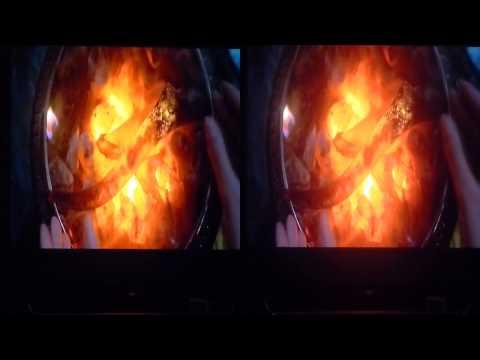 47 Ronin 3d Trailer in 3d CAM