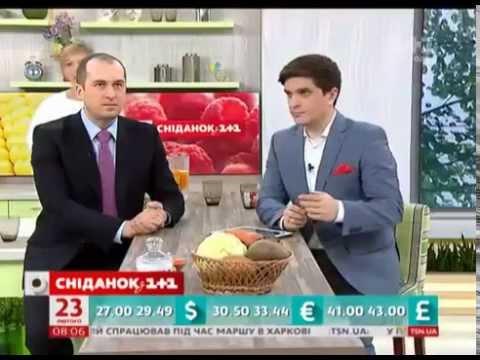 """Олексій Павленко у програмі """"Сніданок з 1+1"""""""