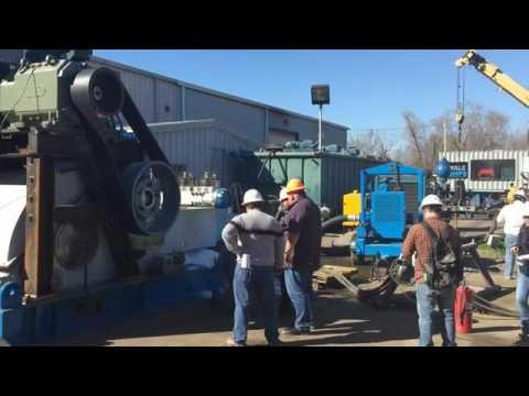 Shale Pumps-2200L Test Drilling Mud Pump