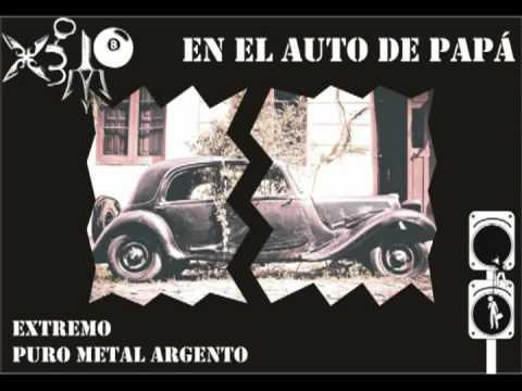 X3MO - EN EL AUTO DE PAPA (METALERO)