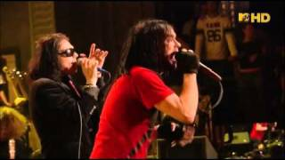 The Used and My Chemical Romance - Under Pressure [Live]