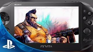 Borderlands 2 - PS Vita Announce Trailer