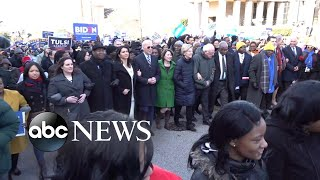Senators forced to leave campaign trail for impeachment trial