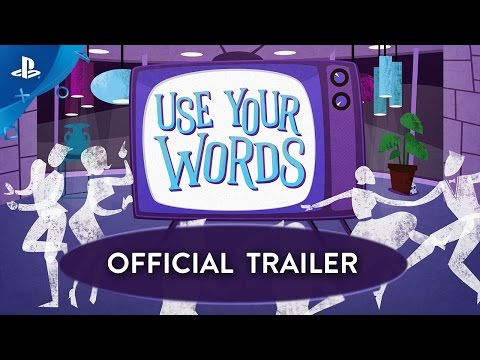Use Your Words Trailer