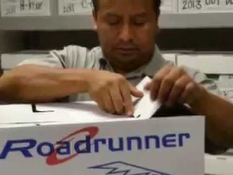 Roadrunner Moving & Storage - Efficiency in Packing