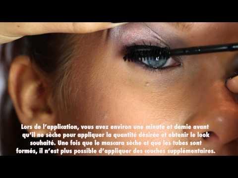 blinc Mascara VS blinc Amplified Mascara - French