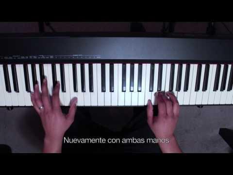 Ejercicios de Independencia 6-4-1-5 (Tutorial Para Piano)