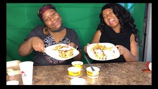 S1 E3: Weird Food Combinations [ Best Friends eat there favorite food combinations]